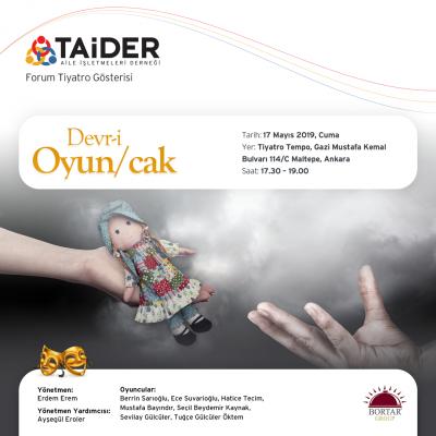 TAIDER_Devri_Oyuncak_Ankara